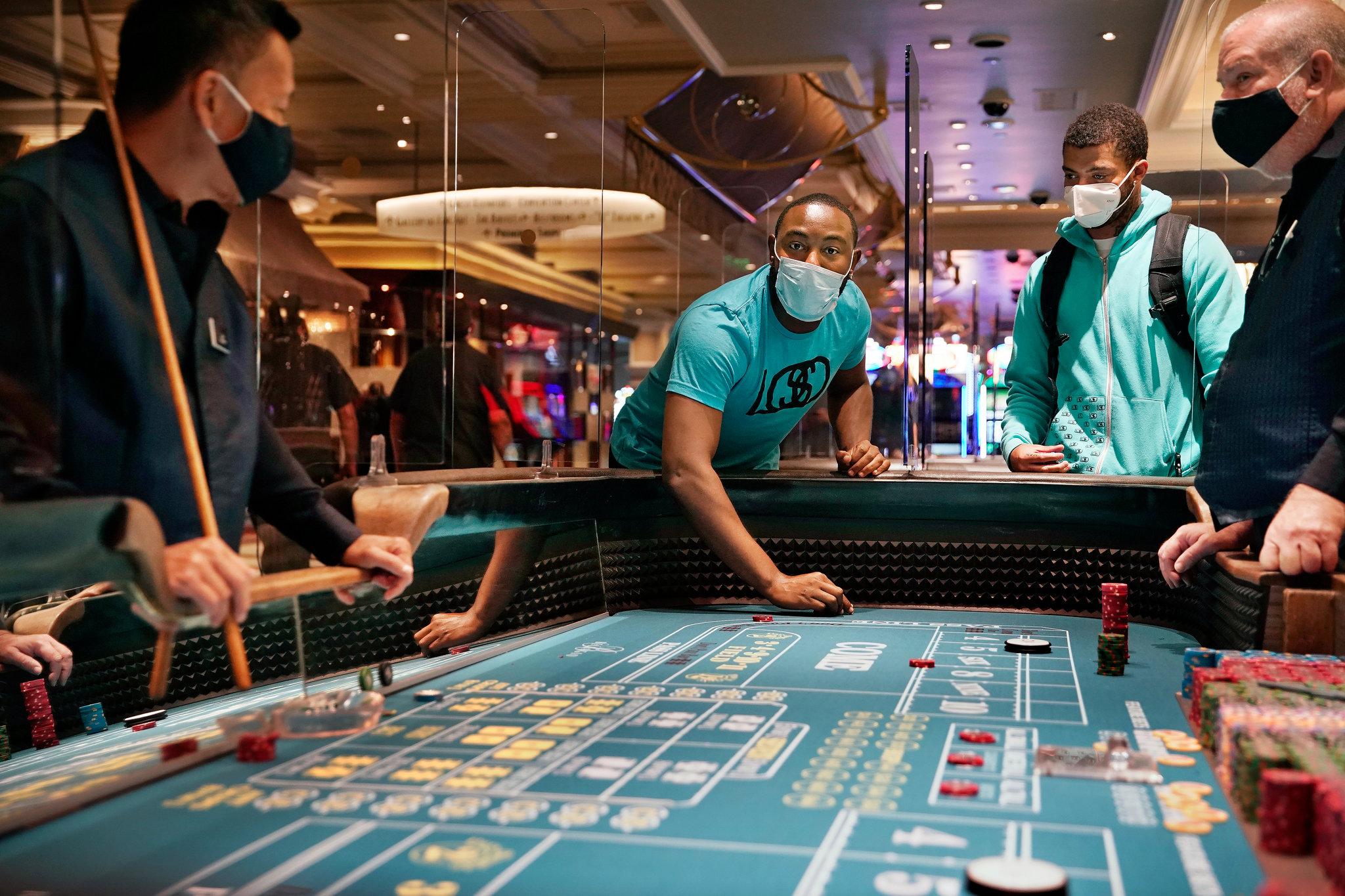 Kota Judi Terpopuler Las Vegas Kembali Dibuka, Casino Terapkan Protokol New Nomal Ketat