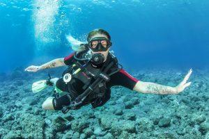 Pengalaman Menyelam di Kepulauan Chania