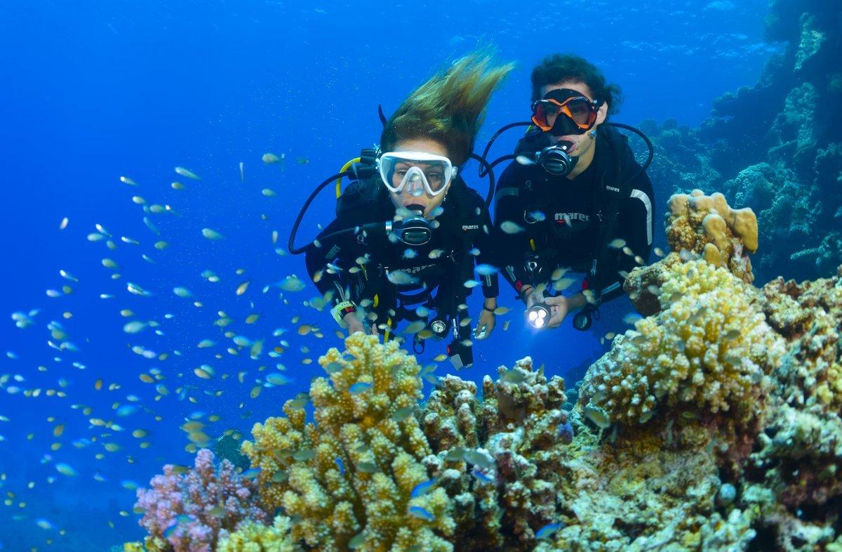 Program Penyelaman Terpadu di Kepulauan Chania